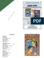 Contoh Jawapan Kajian Novel Pmr (Edisi Percuma)