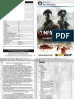 Company of Heroes Opposing Fronts Anleitung Deutsch