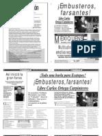 Versión impresa del periódico El mexiquense  30 septiembre 2013