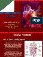 Decompensasi Cordis (MATERI) PPT