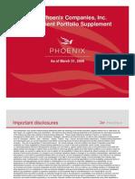 Phoenix' Portfolio