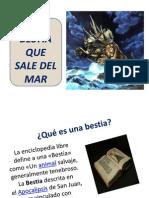 179la Bestia Que Sale Del Mar