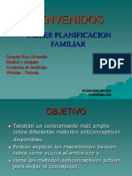 Taller Planificacion Familiar