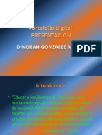 PORTAFOLIO DE PRESENTACION  DINORAH GONZALEZ.pptx