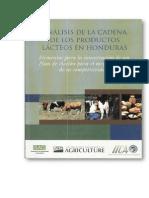 Analisis de La Cadena de Los Productos Lacteos en Honduras