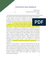 Investigación participativa