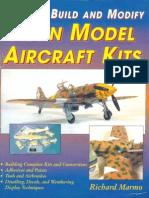 Resin Model Aircraft Kits