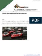 Guia Trucoteca Gran Turismo 5 Playstation 3