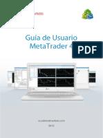 Guia de Usuario de MetaTrader4