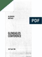 Bilderberg Meetings Conference Report 1986