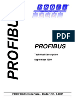Profibus Technical Description