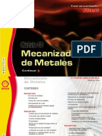 10 Tutor Lubricacion Shell - Mecanizado de Metales