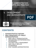 V Developmentandadministrationiitayangan 100212024935 Phpapp01