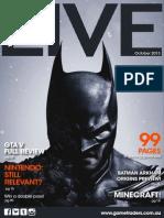 Gametraders October Magazine