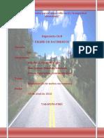 pavimentos informe