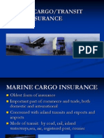 Marinecargo Insurance 1 to 209