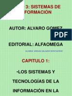 CAPÍTULO 1. LOS SISTEMAS Y TECNOLOGÍAS DE LA INFORMACIÓN EN LA EMPRESA