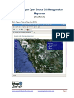 20121227 Mapserver Opensource GIS IMAGINE IT Center