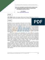 FAKTOR-FAKTOR YANG MEMPENGARUHI MOTIVASI BELAJAR MAHASISWA, STUDI KASUS PADA FAKULTAS EKONOMI UNIVERSITAS BUNDA MULIA.pdf