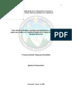 Guía educativa dirigida a pacientes con insuficiencia renal crónic