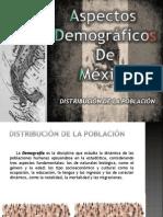 Aspectos Demograficos de Mexico