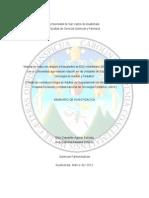 Manual de Inducción dirigido a Estudiantes de EDC Hospitalario