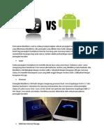 Perbandingan Samsung Galaxy S4 vs BlackBerry Z30