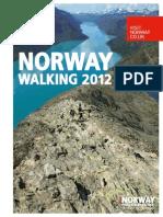 Norway Walking 2012