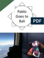Pablo in Bali