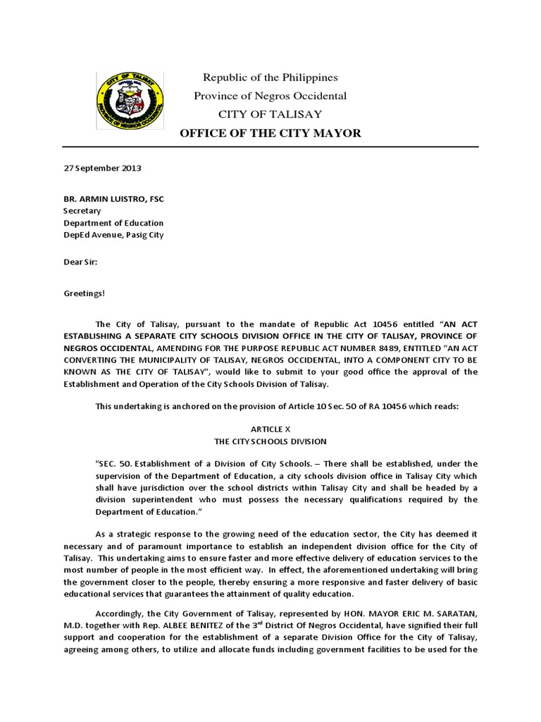Sample letter public law government information kristyandbryce Gallery