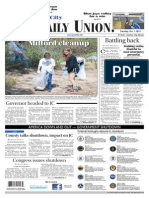 The Daily Union. October 1, 2013