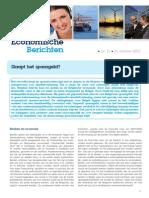 Economische Berichten - Slaapt het spaargeld?