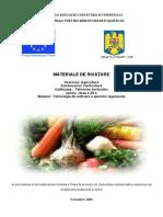 Tehnologia de Cultivare a Speciilor Legumicole
