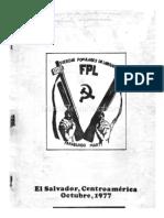 Propa y Agitacion Revolucionaria 10 1977