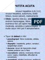 ciroza- complicatii