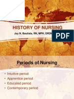 History of Nursing(1)