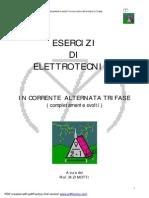 Esercizi Trifase Svolti Elettrotecnica