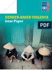 GBV Issue Paper (ENG)