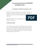 ASKARI COMMERCIAL BANK   internship report