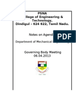 GBM - MCA Format - 2012 to 2013