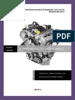 El Motor Diesel y Sus Componentes