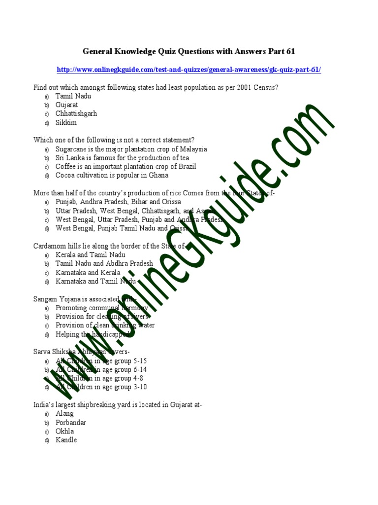 Gk questions in tamil