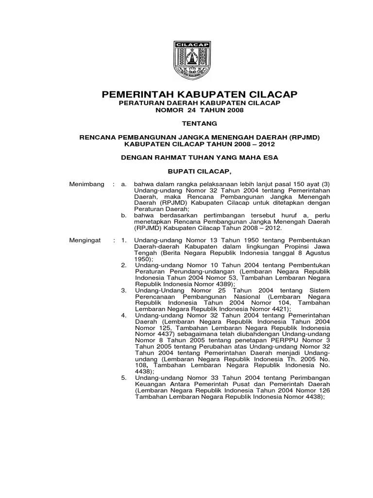 Kab Cilacap 24 2008