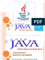 Most Asked Java Interview Question and Answer