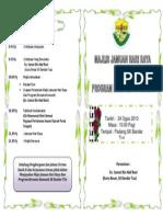 Buku Program Hari Raya 1