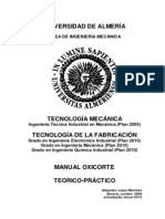 Manual Oxicorte