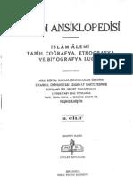 Islam Ansiklopedisi (MEB) Cilt 02 ATBARA-BÜZÜRGÜMMİD (1979) 893s