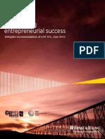 Empowering Entrepreneurial Success