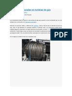 Compresores Axiales en Turbinas de Gas