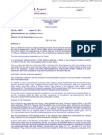 CRIMPRO Rule 126 Cases